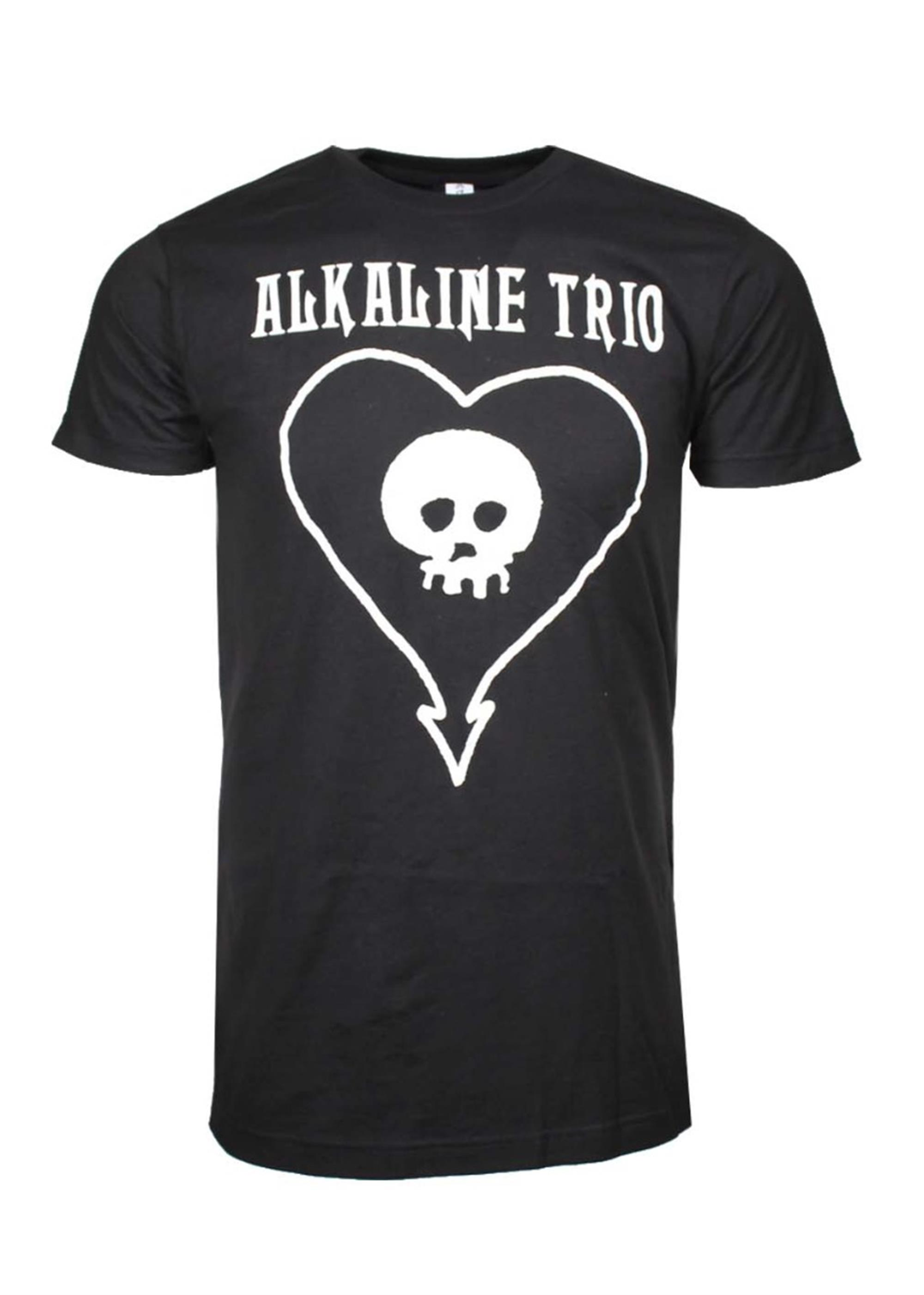 Alkaline Trio Classic Heartskull T-Shirt