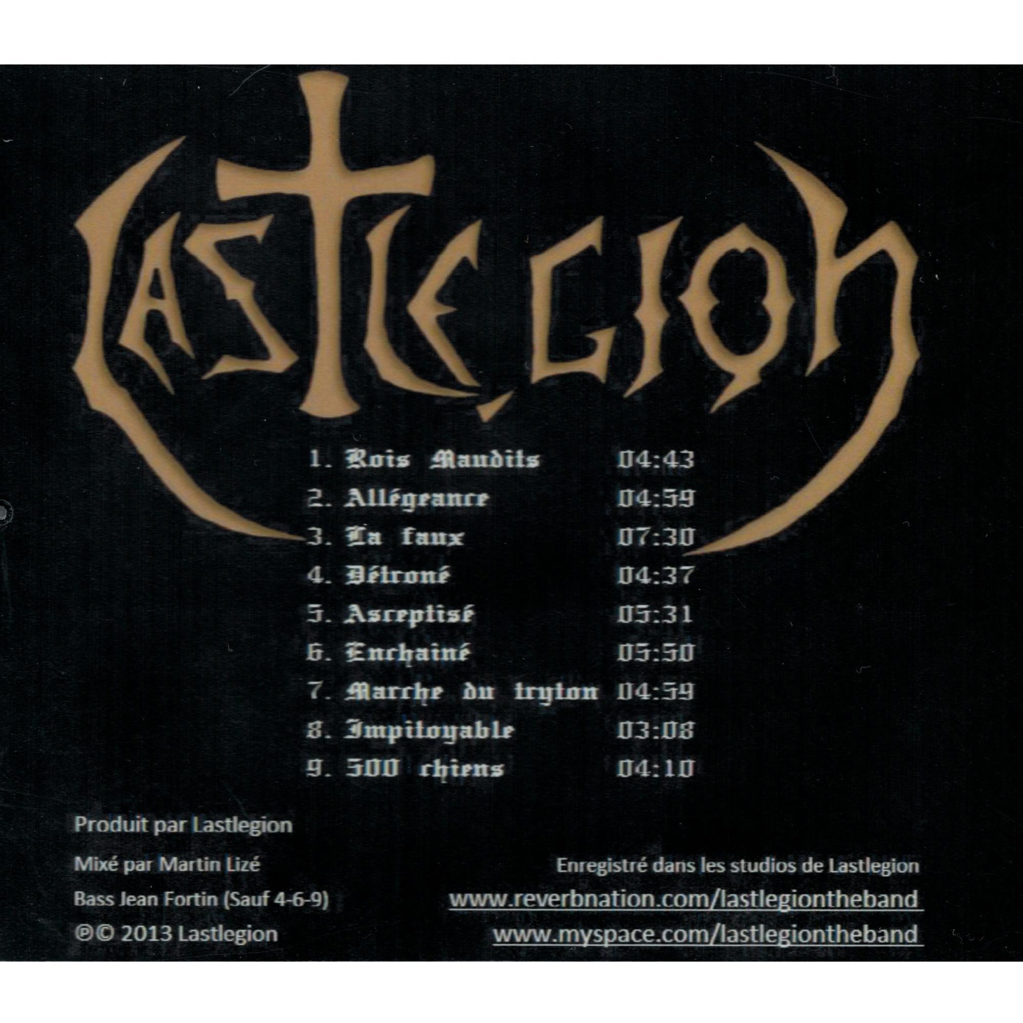 Allégeance CD