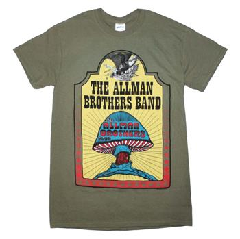 Buy Allman Brothers Hell Yeah T-Shirt by Allman Brothers