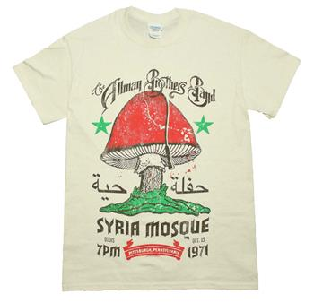 Buy Allman Brothers Syria Mosque T-Shirt by Allman Brothers