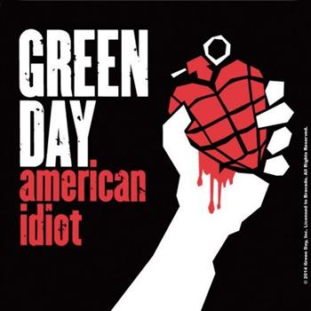 Buy American Idiot Coaster by Green Day