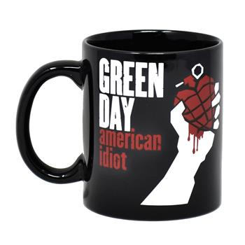Green Day American Idiot Mug