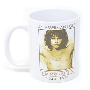 Buy American Poet Mug by Doors (the)