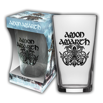 Amon Amarth Jomsviking Beer Glass