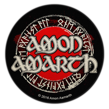 Buy Runes Patch by Amon Amarth