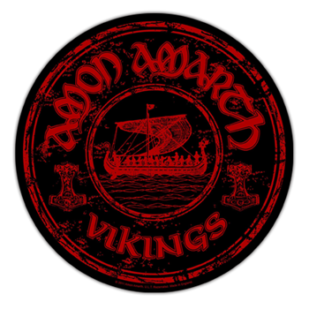 Buy Vikings Circular Patch by Amon Amarth