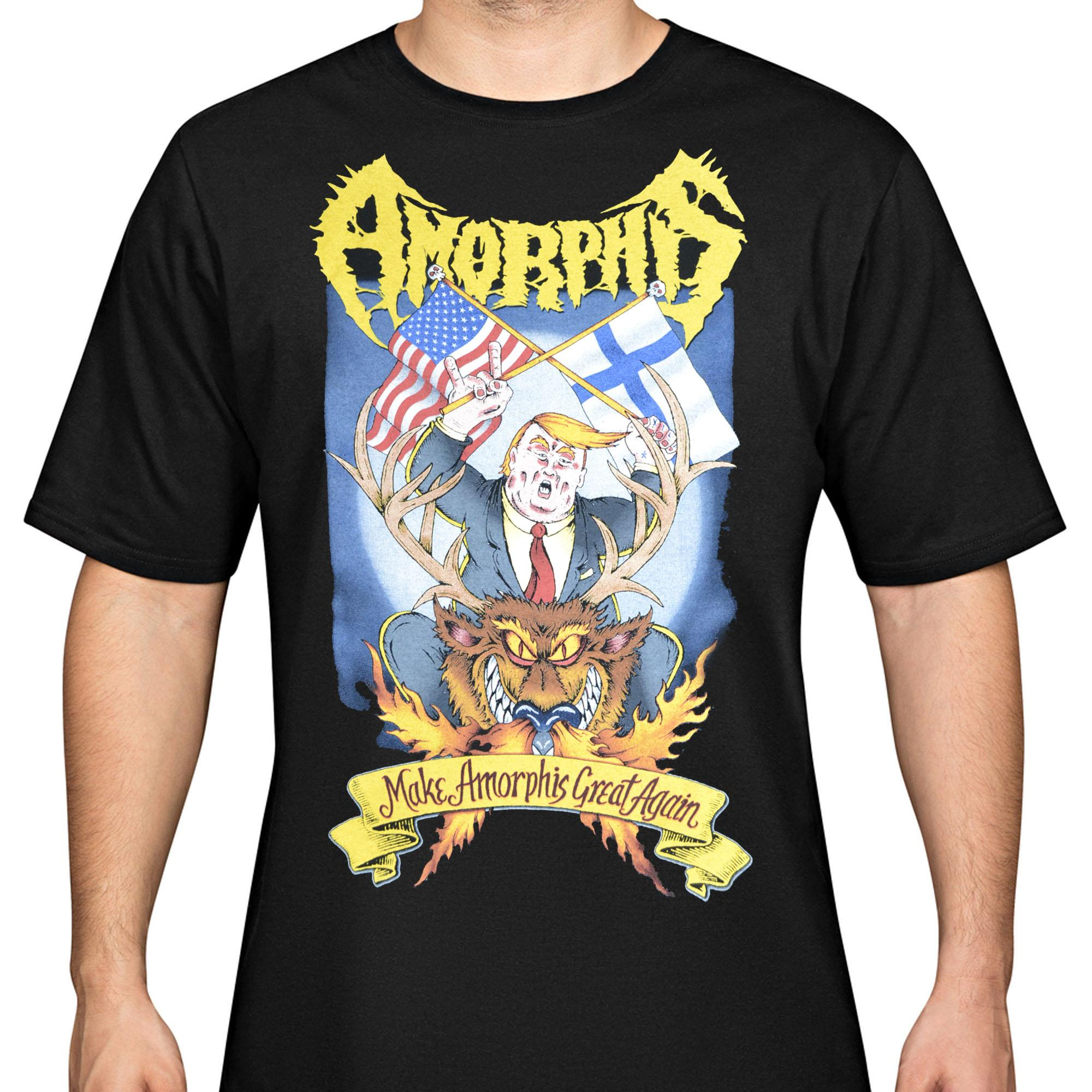 Make Amorphis Great Again