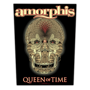 Amorphis Queen Of Time Backpatch