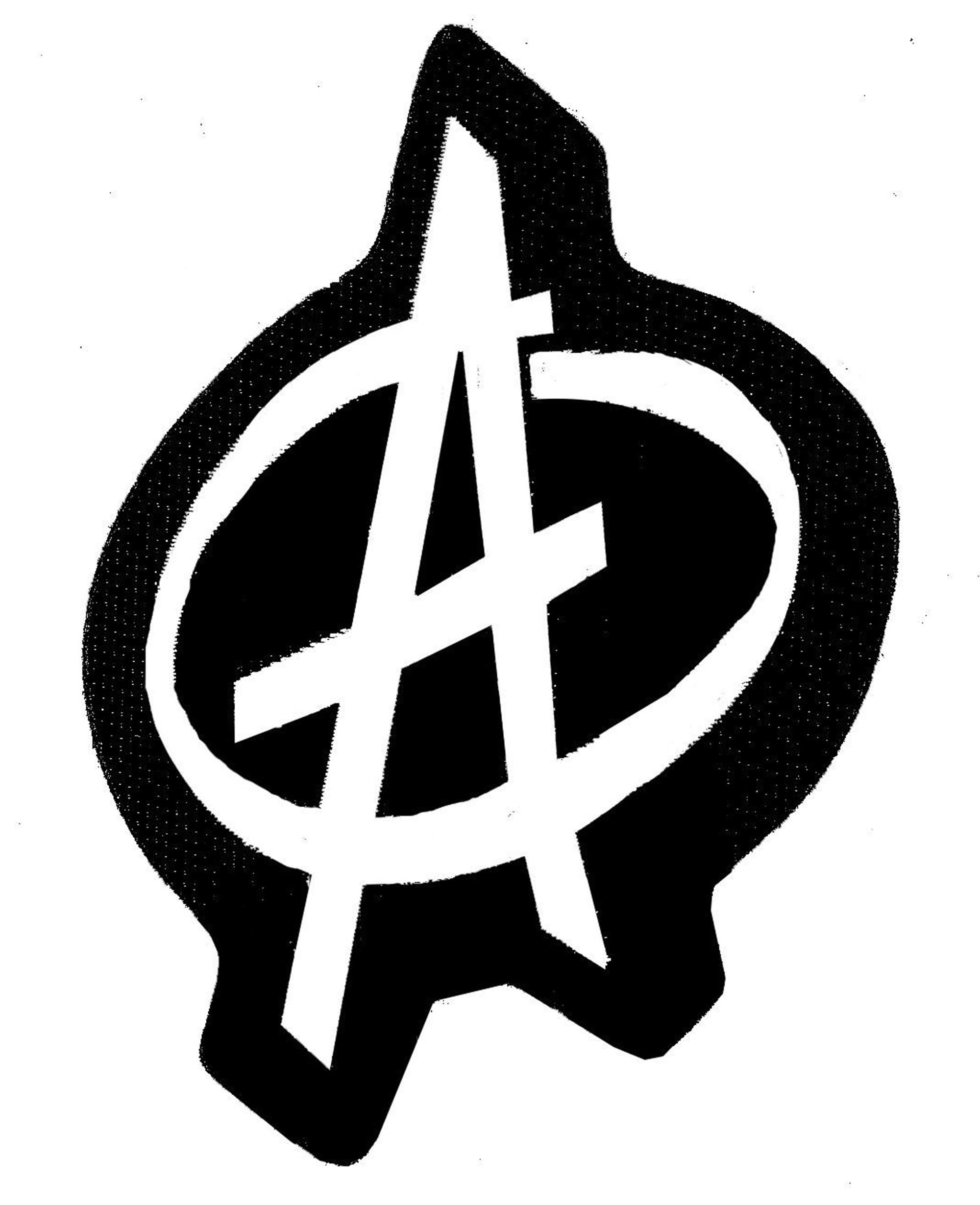 Anarchy Symbol Patch