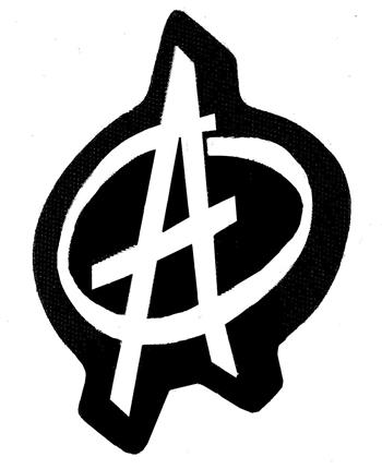 Buy Anarchy Symbol by GENERIC