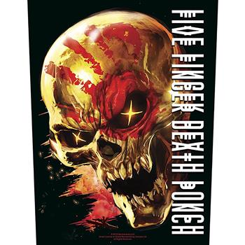 Buy And Justice For None Patch by Five Finger Death Punch