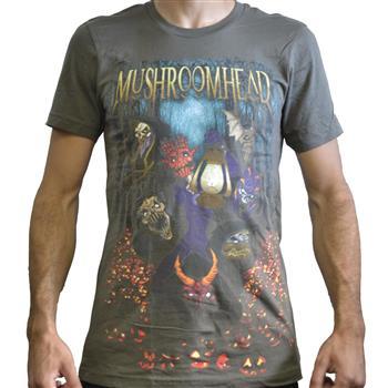 Mushroom Head Anime
