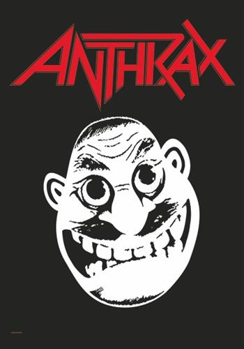 Buy Not Man by Anthrax