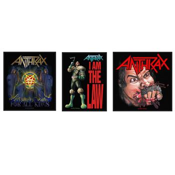 Anthrax Anthrax Patch Pack