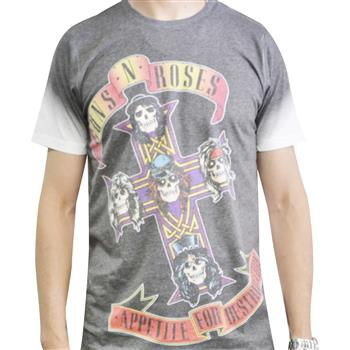 Buy Appetite For Destruction (Sublimated) T-Shirt by Guns 'n' Roses