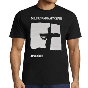 Jesus & Mary Chain (the) April Skies T-shirt