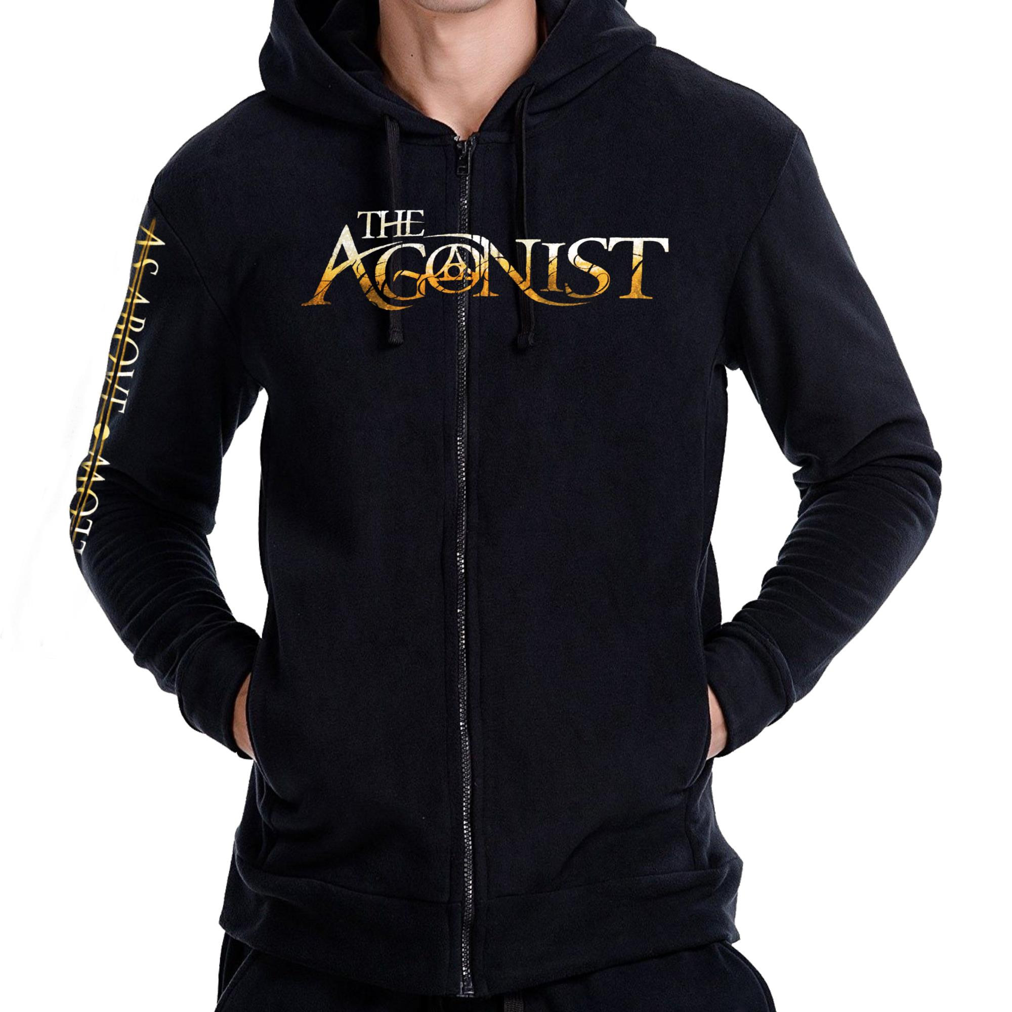 As Above So Below Pullover Hoodie