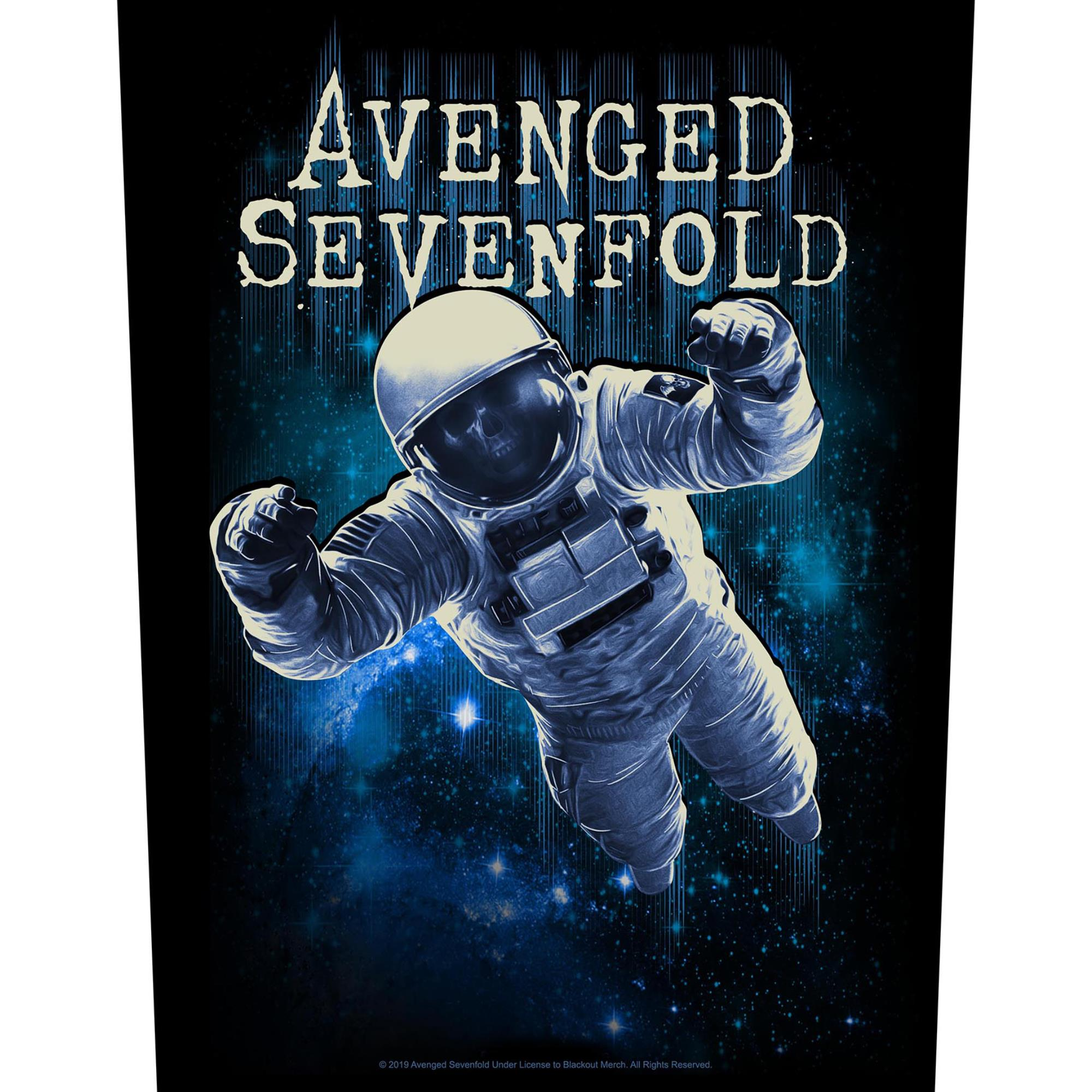 Astronaut Backpatch