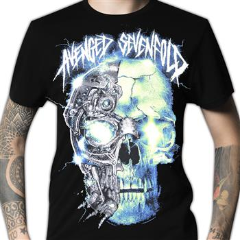 Buy Cyborg T-Shirt by Avenged Sevenfold