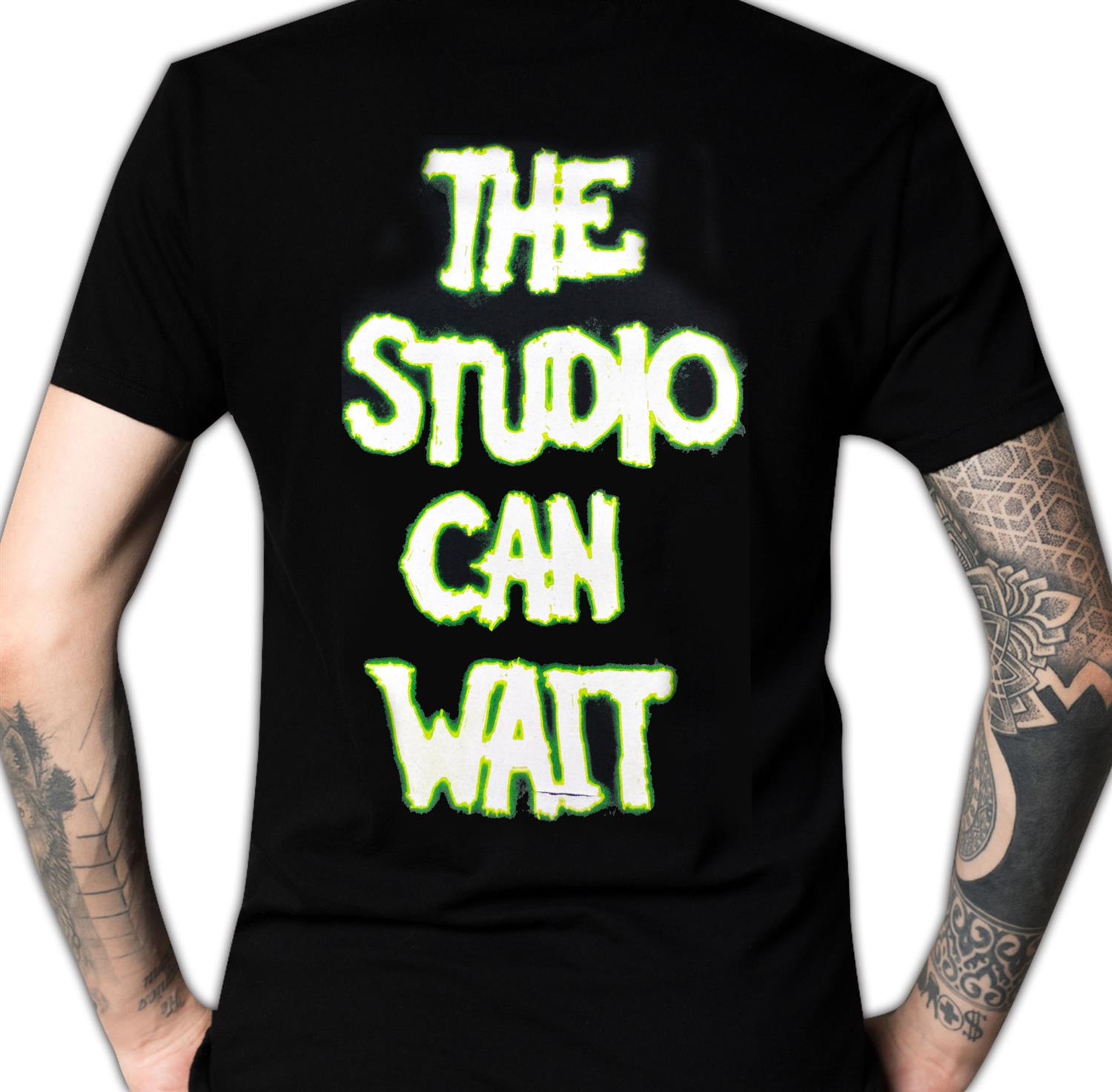 The Studio Can Wait