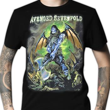 Buy The Studio Can Wait T-Shirt by Avenged Sevenfold
