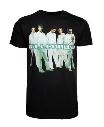 Backstreet Boys Backstreet Boys Cut Out T-Shirt