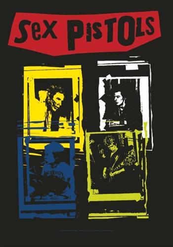 Sex Pistols Band Frames