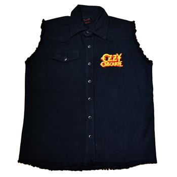 Buy Bark At The Moon Vest by Ozzy Osbourne