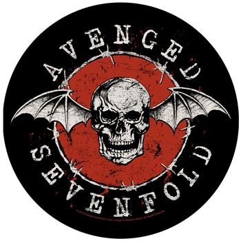 Buy Bat Crest Backpatch by Avenged Sevenfold