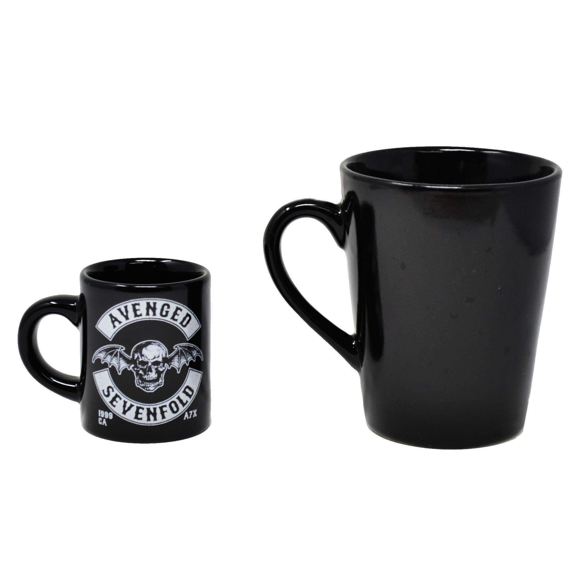 Bat Crest Mini Mug