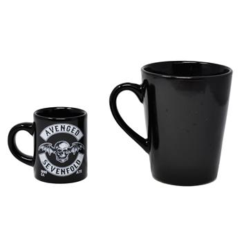 Avenged Sevenfold Bat Crest Mini Mug
