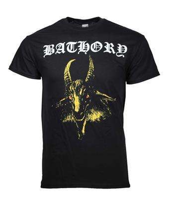 Bathory Bathory Yellow Goat T-Shirt