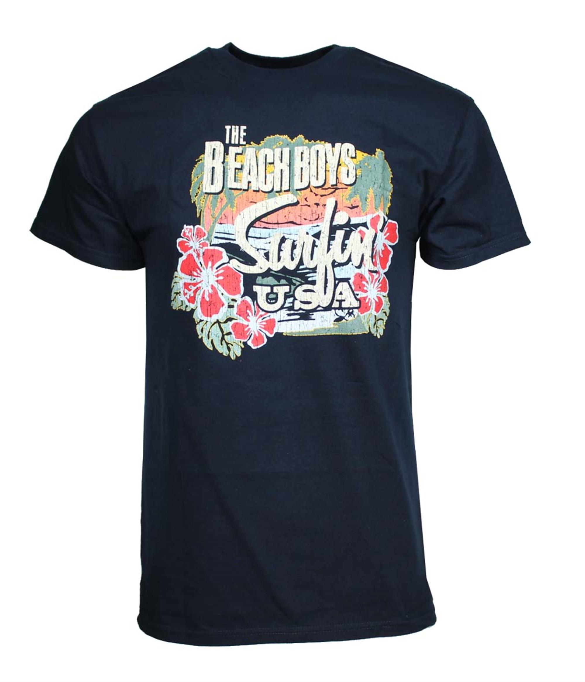 Beach Boys Surfing USA Tropical T-Shirt