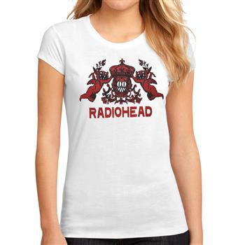 Radiohead Bear Crest