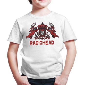 Radiohead Bear Crest Toddler Tee