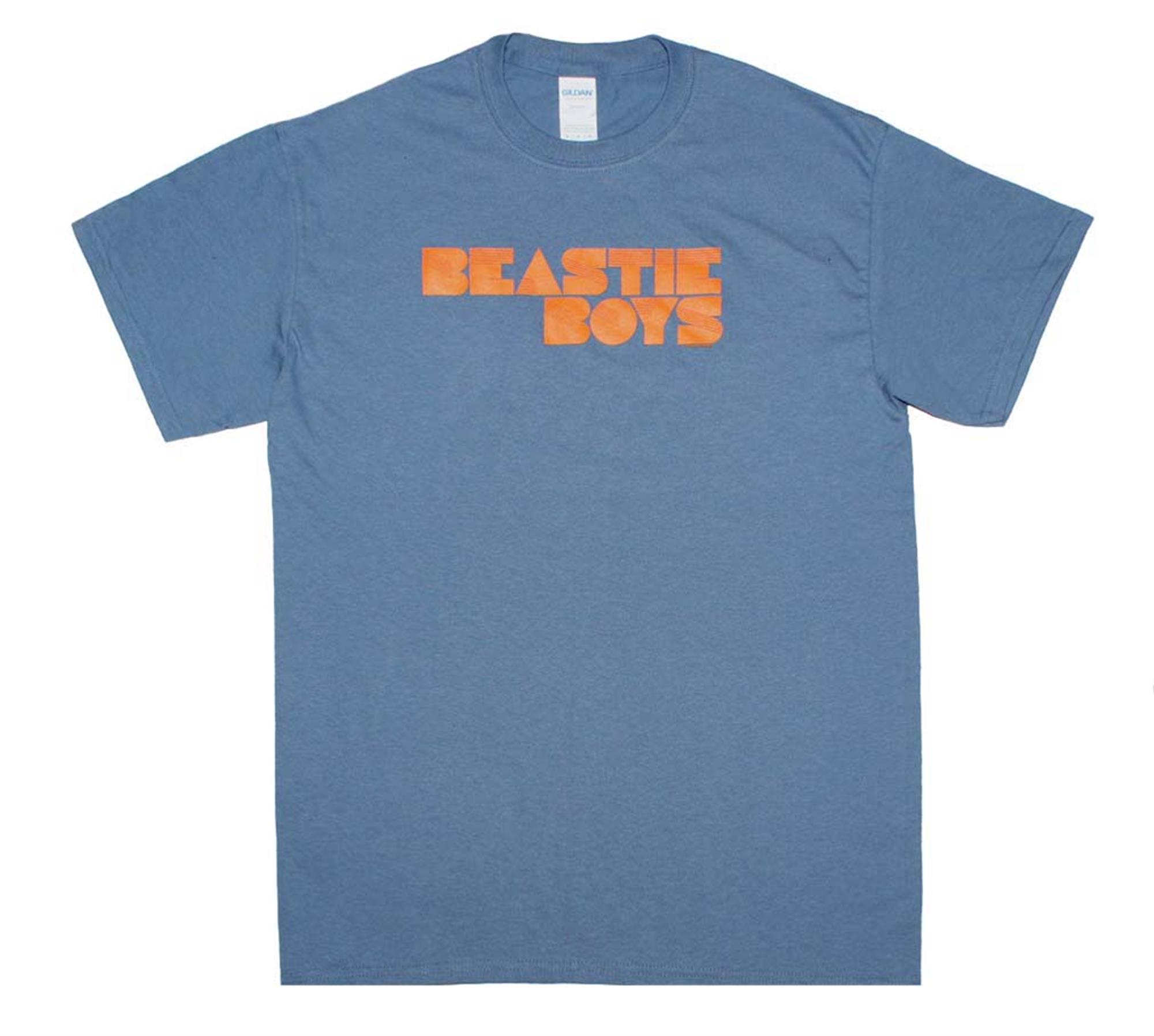 Beastie Boys Fader Logo T-Shirt