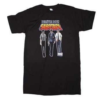 Buy Beastie Boys Sabotage Slim Fit T-Shirt by Beastie Boys