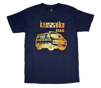 Buy Beastie Boys Van Art T-Shirt by Beastie Boys