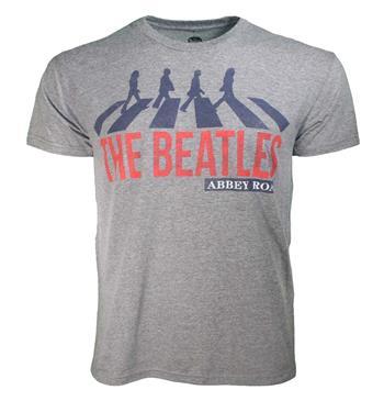 Beatles Beatles Abbey Road Heather T-Shirt