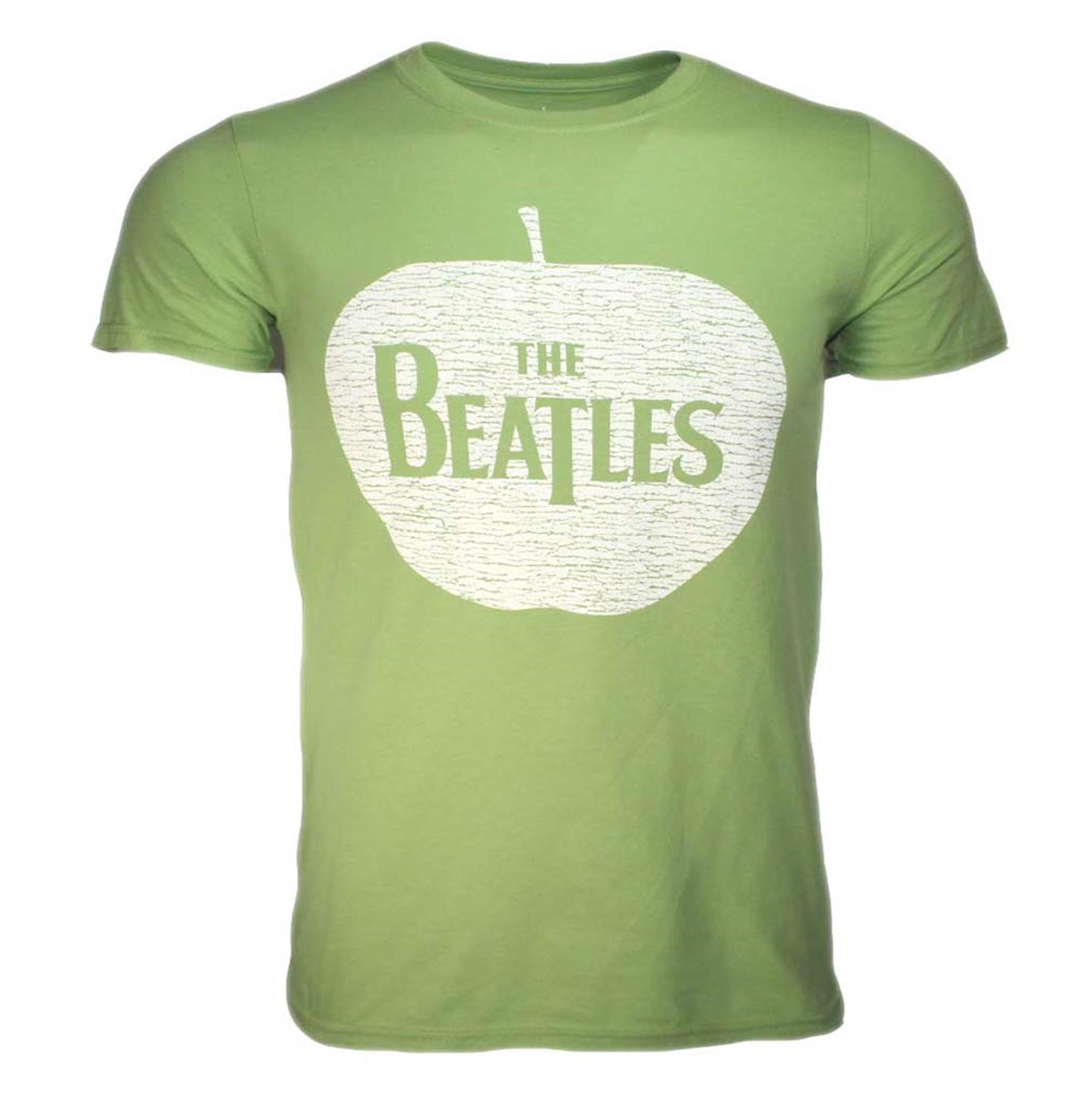 Beatles Apple Green T-Shirt