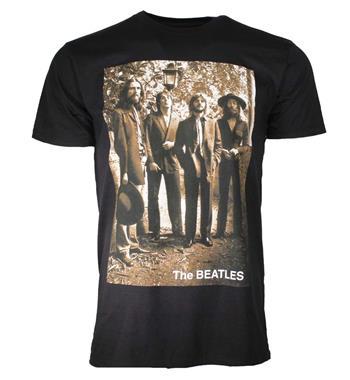Beatles Beatles Sepia 1969 T-Shirt