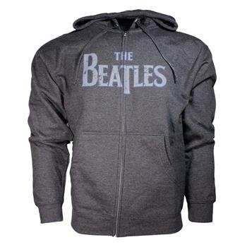 Buy Beatles Vintage Logo Hoodie Sweatshirt by Beatles