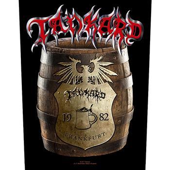 Tankard Beer Barrel Backpatch