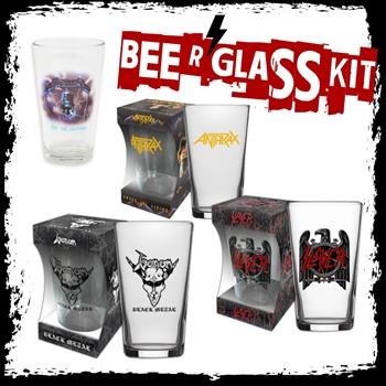 BEER GLASS KIT 2