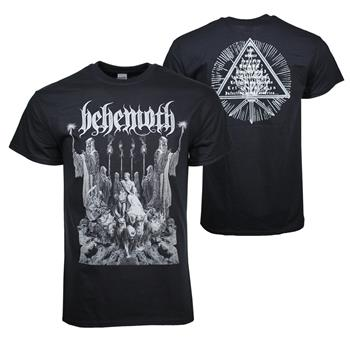 Behemoth Behemoth Corpse Candle T-Shirt