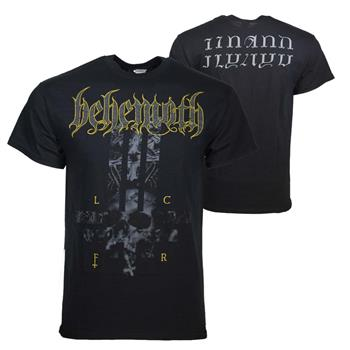 Behemoth Behemoth LCFR Cross T-Shirt