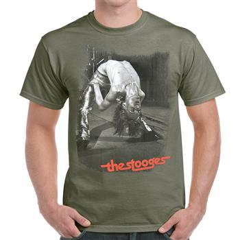 Stooges (the) Bend T-shirt