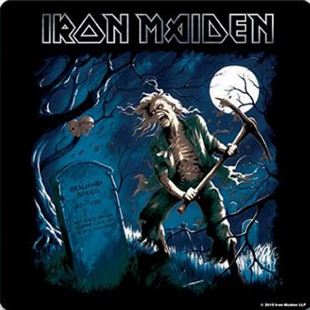 Buy Benjamin Breeg Coaster by Iron Maiden
