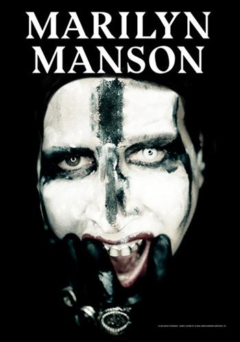 Marilyn Manson Big Face