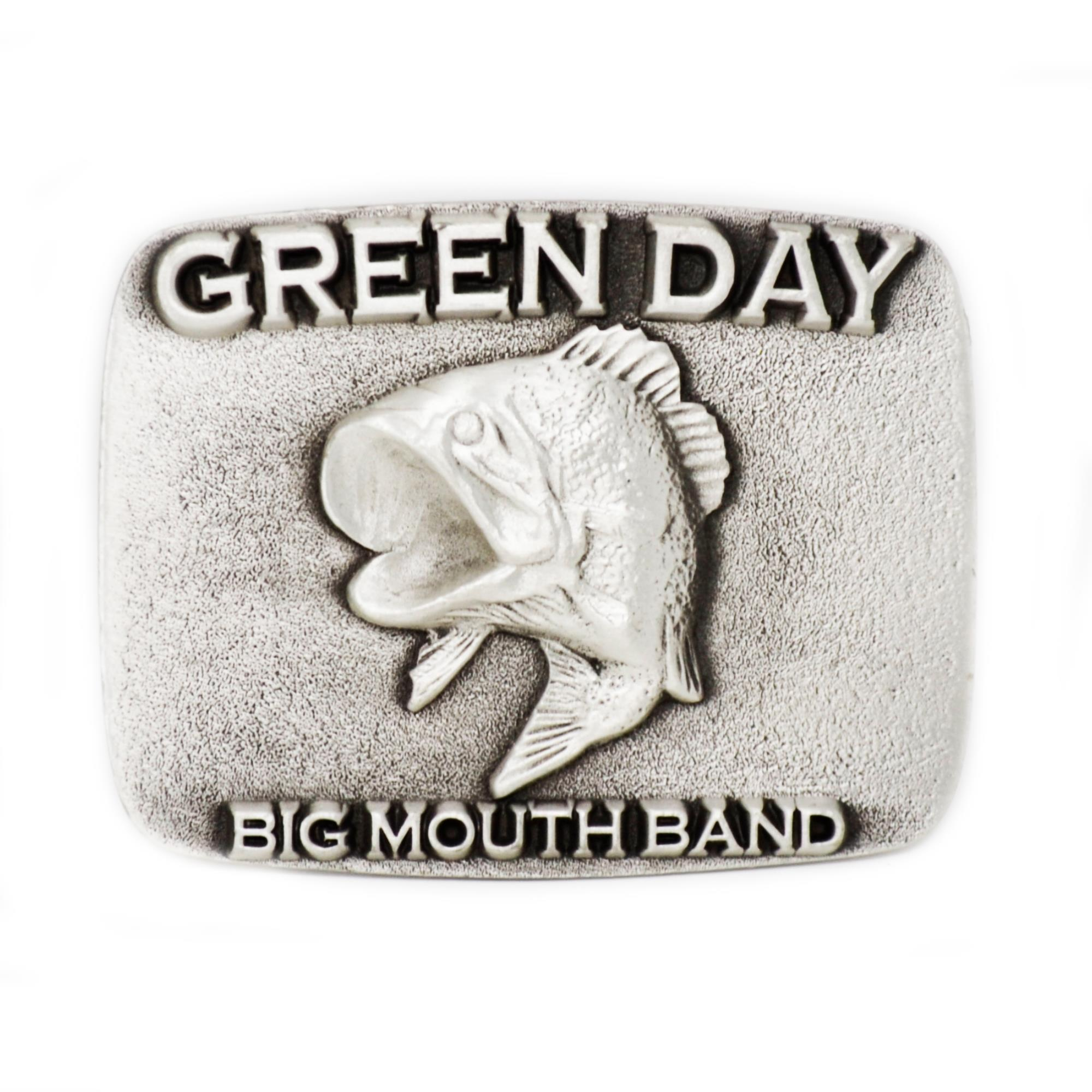 Big Mouth Band Buckle